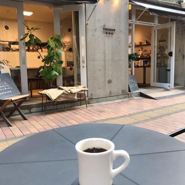 COFFEE BOY PH通り店